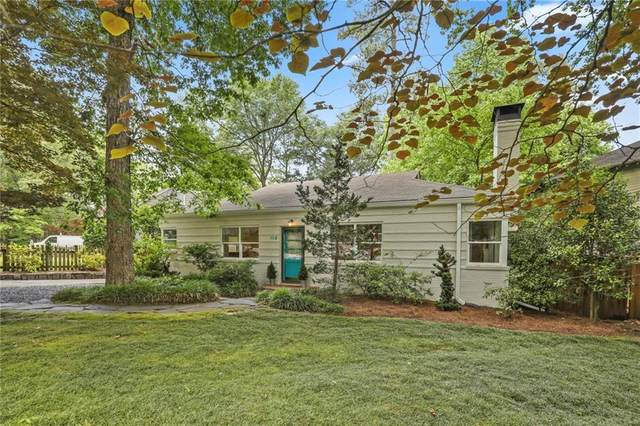 112 Chelsea Drive, Decatur, GA 30030 (MLS #6726134) :: KELLY+CO