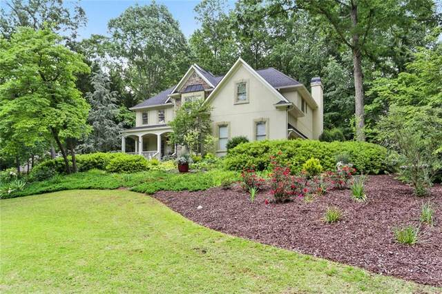 1541 Valley Reserve Court NW, Kennesaw, GA 30152 (MLS #6726136) :: North Atlanta Home Team