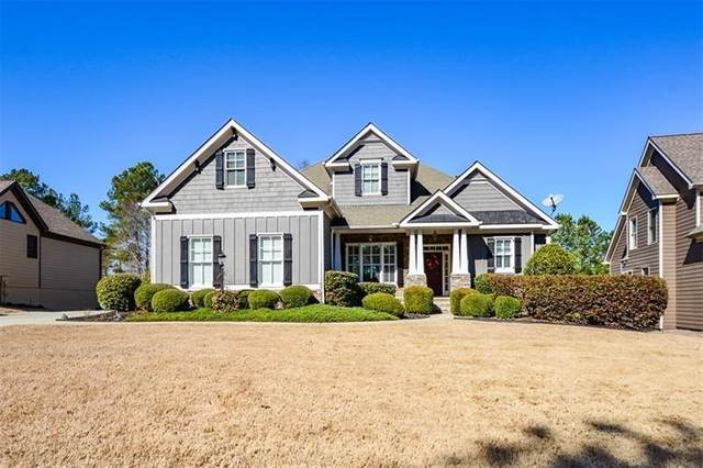 186 Kingsford Crossing, Acworth, GA 30101 (MLS #6726166) :: The Butler/Swayne Team