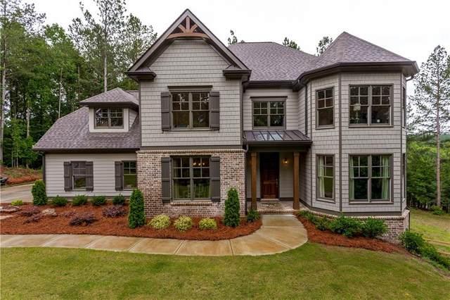 125 Creek Side Way, Ball Ground, GA 30107 (MLS #6726181) :: Path & Post Real Estate
