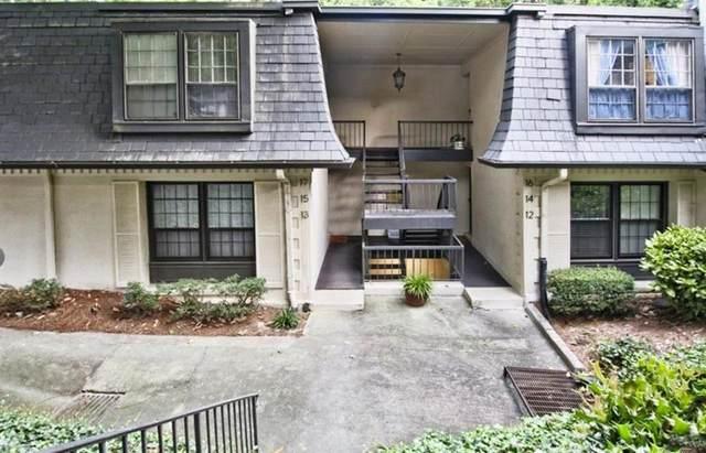 12 Vista Square NW, Atlanta, GA 30327 (MLS #6726186) :: The Butler/Swayne Team
