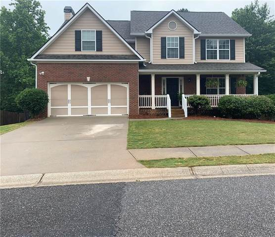 350 Andrew Ridge Drive, Jefferson, GA 30549 (MLS #6726201) :: RE/MAX Prestige