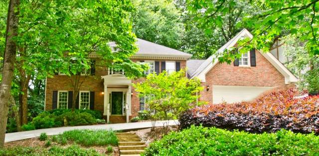4326 Orchard Valley Drive SE, Atlanta, GA 30339 (MLS #6726203) :: The Butler/Swayne Team