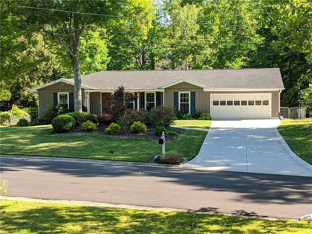 2308 Kingsland Drive, Dunwoody, GA 30360 (MLS #6726209) :: Thomas Ramon Realty