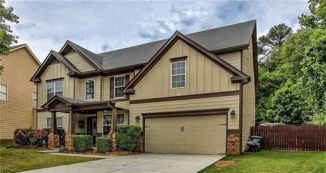 3411 Park Glenn Ln, Snellville, GA 30078 (MLS #6726262) :: Charlie Ballard Real Estate