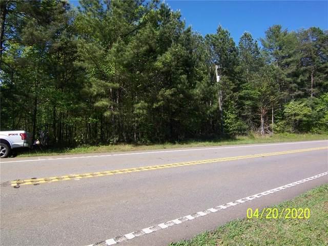 7486 Highway 53 W, Dawsonville, GA 30534 (MLS #6726299) :: The Hinsons - Mike Hinson & Harriet Hinson