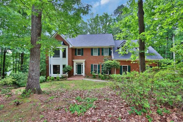 90 Cliffcreek Trc Trace, Sandy Springs, GA 30350 (MLS #6726313) :: North Atlanta Home Team