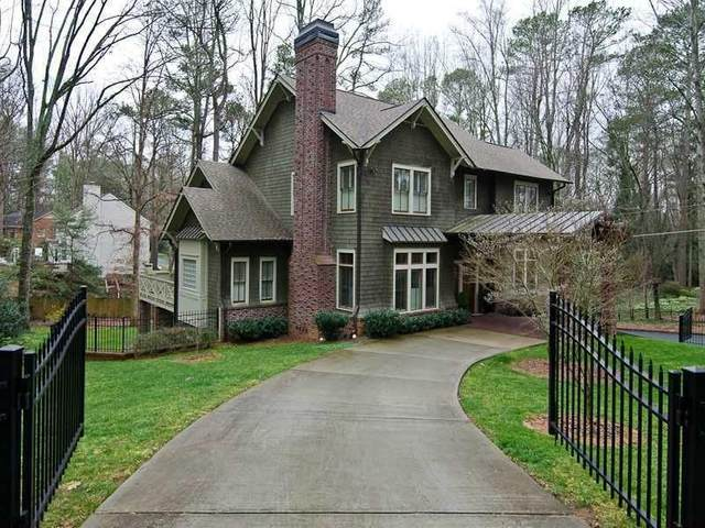 641 NE Loridans Drive NE, Atlanta, GA 30342 (MLS #6726335) :: North Atlanta Home Team