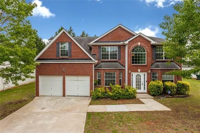 3807 Teton Pass, Ellenwood, GA 30294 (MLS #6726350) :: Path & Post Real Estate