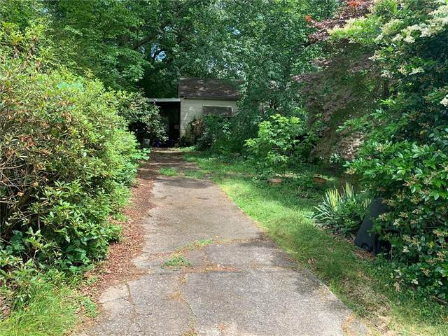 1119 Vista Trail NE, Atlanta, GA 30324 (MLS #6726357) :: RE/MAX Paramount Properties