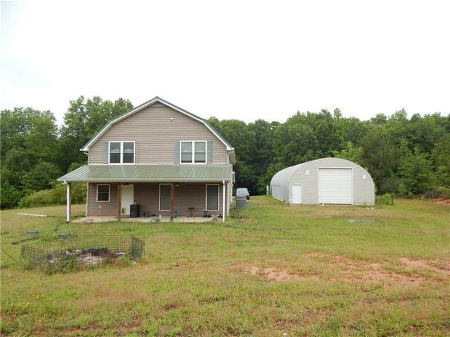 260 Cowart Road, Commerce, GA 30530 (MLS #6726358) :: Good Living Real Estate