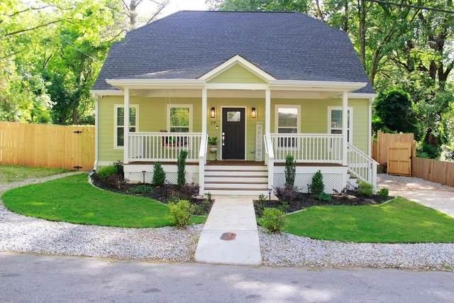29 Stillman Street SE, Atlanta, GA 30315 (MLS #6726371) :: AlpharettaZen Expert Home Advisors