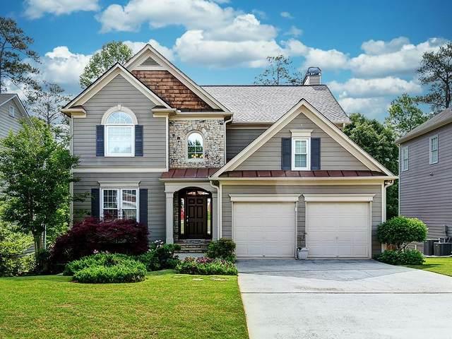 64 Vinings Lake Drive SW, Mableton, GA 30126 (MLS #6726379) :: The Heyl Group at Keller Williams