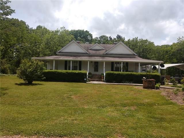 2667 Cave Spring Road, Cedartown, GA 30125 (MLS #6726382) :: Charlie Ballard Real Estate