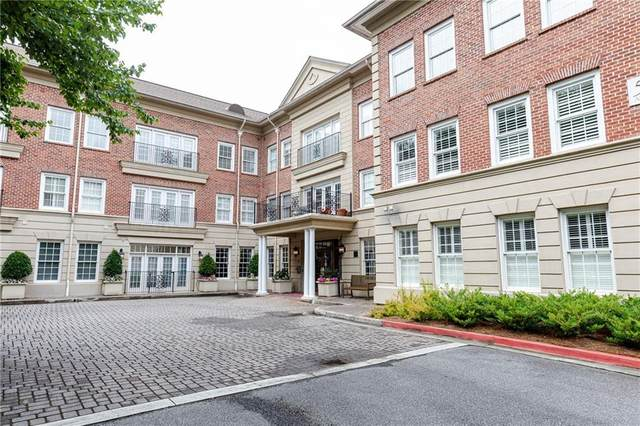 5415 Northland Drive #204, Atlanta, GA 30342 (MLS #6726414) :: Tonda Booker Real Estate Sales