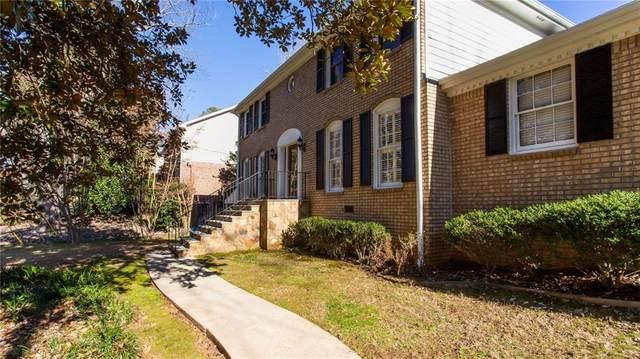 5149 Lakesprings Drive, Dunwoody, GA 30338 (MLS #6726425) :: RE/MAX Paramount Properties