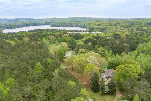 2140 Cedar Terrace Road, Lithia Springs, GA 30122 (MLS #6726436) :: MyKB Partners, A Real Estate Knowledge Base