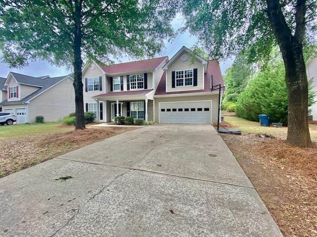 2006 Alcovy Trace Way, Lawrenceville, GA 30045 (MLS #6726438) :: The Cowan Connection Team