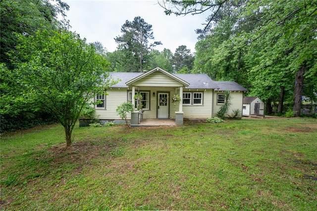 1870 Anderson Mill Road, Austell, GA 30106 (MLS #6726439) :: North Atlanta Home Team