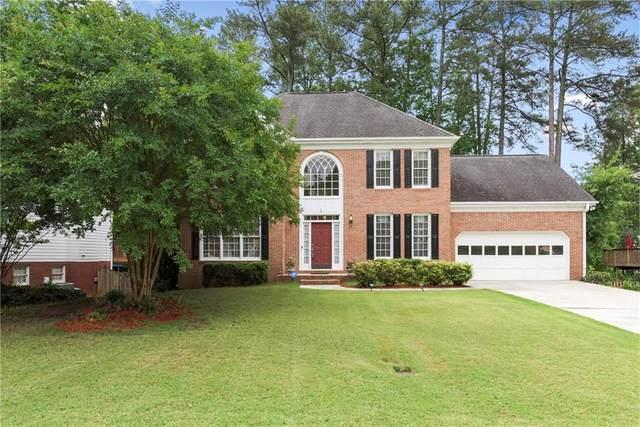4260 Weston Drive SW, Lilburn, GA 30047 (MLS #6726447) :: RE/MAX Paramount Properties