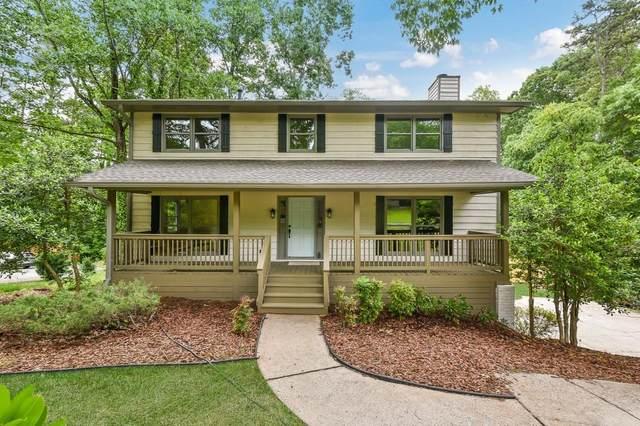 2850 Dale Drive, Marietta, GA 30068 (MLS #6726485) :: North Atlanta Home Team
