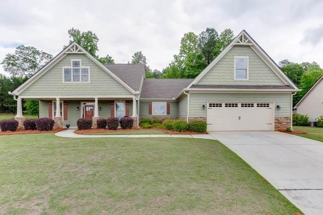 921 Ashland Falls Drive, Monroe, GA 30656 (MLS #6726521) :: The North Georgia Group