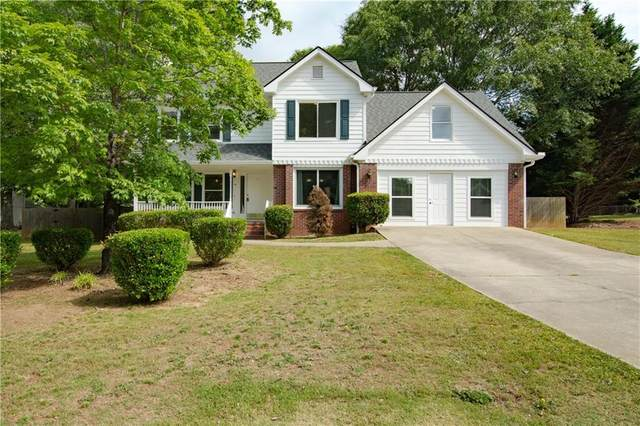 25 Ashton Place, Covington, GA 30016 (MLS #6726524) :: RE/MAX Prestige