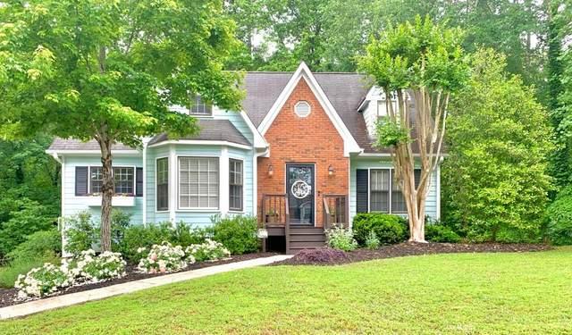 1068 West Mill Drive, Kennesaw, GA 30152 (MLS #6726550) :: RE/MAX Prestige