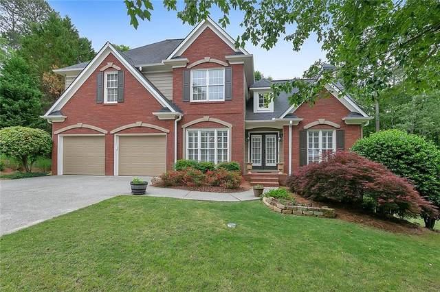 727 Tall Oaks Drive, Canton, GA 30114 (MLS #6726551) :: RE/MAX Prestige