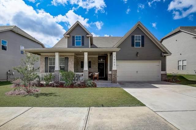 1603 S Park Street, Lithia Springs, GA 30122 (MLS #6726564) :: MyKB Partners, A Real Estate Knowledge Base