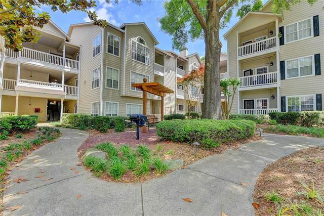 1250 Parkwood Circle #1310, Atlanta, GA 30339 (MLS #6726568) :: Thomas Ramon Realty