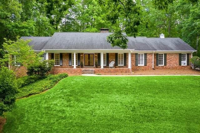 110 Spalding Mill, Sandy Springs, GA 30350 (MLS #6726577) :: Lakeshore Real Estate Inc.