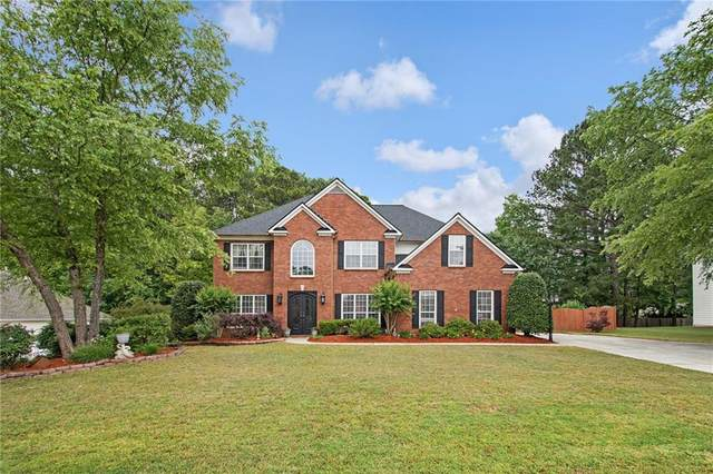 1662 Taylor Oaks Ridge, Lawrenceville, GA 30043 (MLS #6726588) :: The Heyl Group at Keller Williams