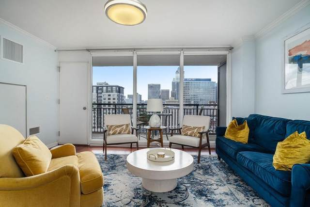 620 Peachtree Street NE #1506, Atlanta, GA 30308 (MLS #6726614) :: The Zac Team @ RE/MAX Metro Atlanta