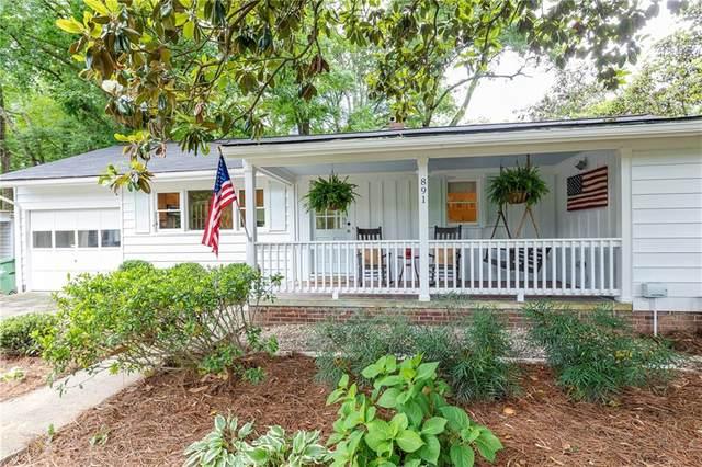 891 Cardova Drive NE, Atlanta, GA 30324 (MLS #6726617) :: RE/MAX Paramount Properties