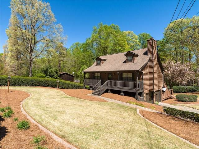 2370 Goodwood Drive SW, Marietta, GA 30064 (MLS #6726626) :: The Zac Team @ RE/MAX Metro Atlanta