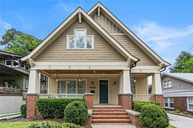 1100 Rosedale Drive NE, Atlanta, GA 30306 (MLS #6726647) :: The Heyl Group at Keller Williams