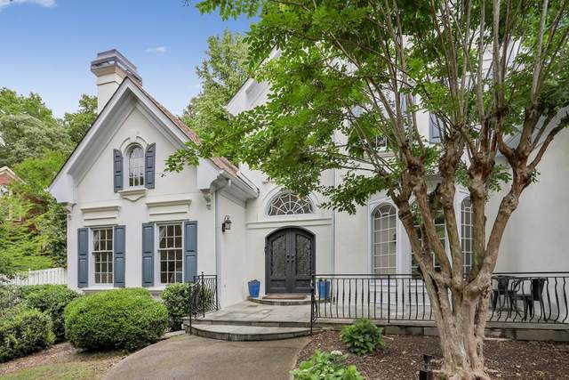 3761 Waterlilly Way SE, Marietta, GA 30067 (MLS #6726662) :: The Butler/Swayne Team
