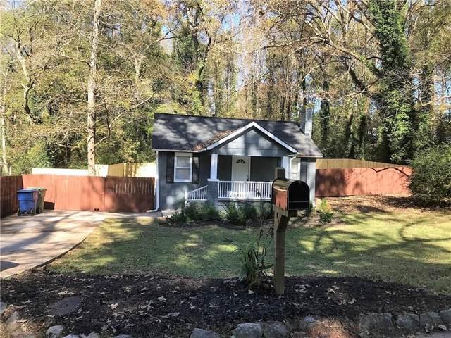 4077 Waits Avenue SW, Atlanta, GA 30331 (MLS #6726690) :: North Atlanta Home Team