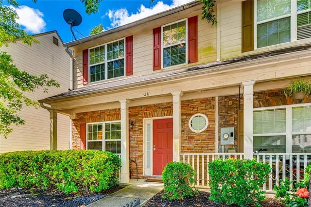 211 Creel Way, Atlanta, GA 30349 (MLS #6726695) :: Good Living Real Estate