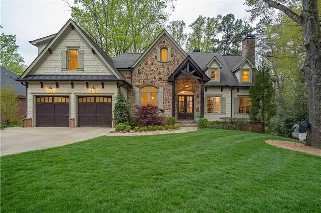 4842 Kitty Hawk Drive, Atlanta, GA 30342 (MLS #6726747) :: Kennesaw Life Real Estate