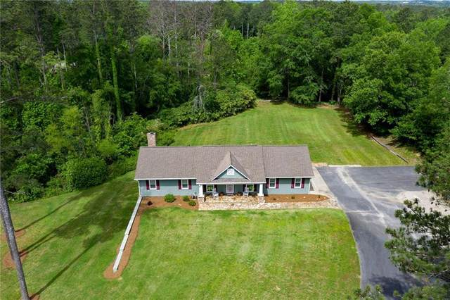 2799 County Line Road NW, Acworth, GA 30101 (MLS #6726764) :: Path & Post Real Estate