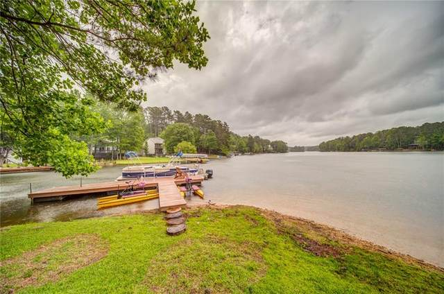 248 Lakeside Drive, Waleska, GA 30183 (MLS #6726769) :: RE/MAX Prestige