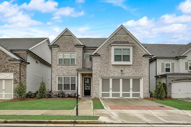 536 Hannaford Walk, Johns Creek, GA 30097 (MLS #6726779) :: RE/MAX Prestige