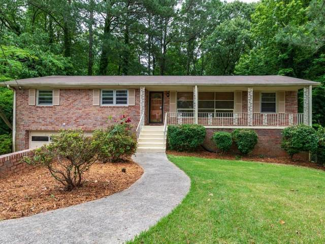 3947 Greystone Court, Stone Mountain, GA 30083 (MLS #6726796) :: North Atlanta Home Team