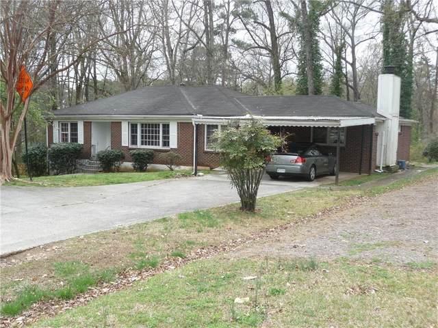 1996 E Roxboro Road NE, Brookhaven, GA 30324 (MLS #6726798) :: Charlie Ballard Real Estate