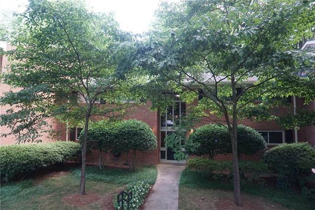 1111 Clairemont Avenue L4, Decatur, GA 30030 (MLS #6726822) :: Rock River Realty