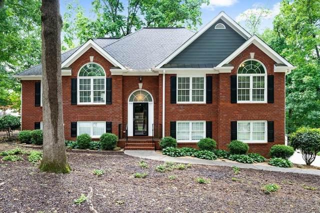 16 Betsy Locke Pointe NW, Cartersville, GA 30120 (MLS #6726823) :: KELLY+CO