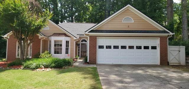 3468 Whisperwood Court NW, Marietta, GA 30064 (MLS #6726830) :: RE/MAX Prestige