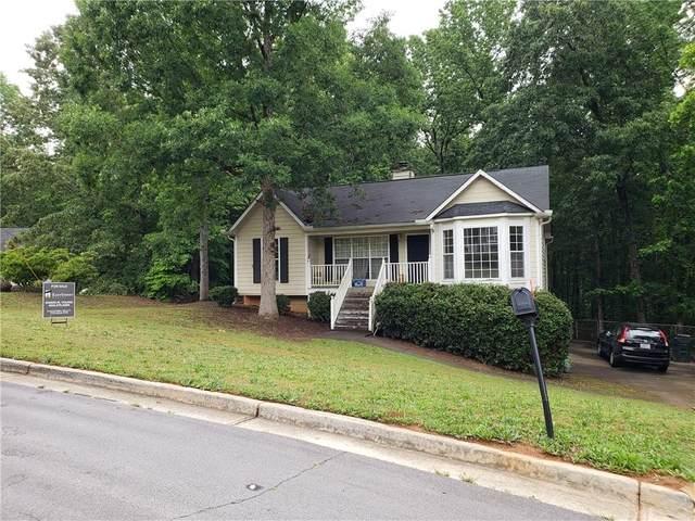 3708 Willow Tree Circle, Douglasville, GA 30135 (MLS #6726841) :: The Heyl Group at Keller Williams